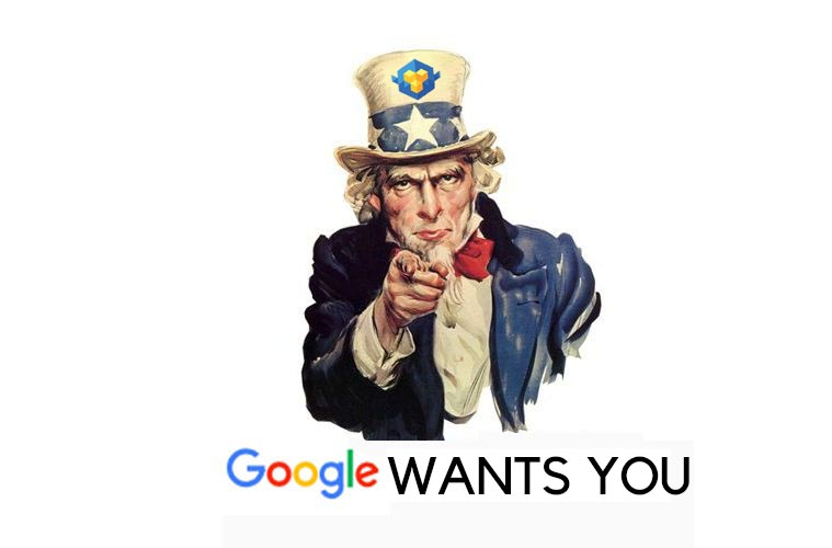google wants you